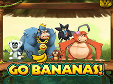 В казино Вулкан автомат Вперед Бананы